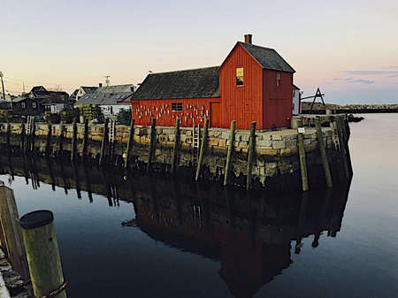 The Harbor, Rockport, MA